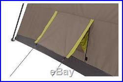 10 Person 3-room Instant Cabin Tent Extra LARGE Hiking Camping Canopy Outdoor