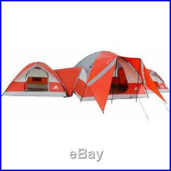 10 Person Cabin Tent Family Camping Waterproof Outdoor Hiking Shelter Tents NEW