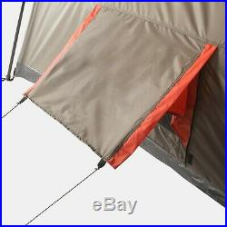 12 Person Large Family Cabin Tent 3 Rooms Instant Camping 16'x16' with Carry Bag