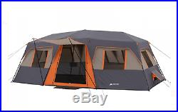 12 Person Ozark Trail Instant Cabin Tent 3Rm 20x10u0027 Outdoor C&ing Family Tents & 12 Person Ozark Trail Instant Cabin Tent 3Rm 20×10u2032 Outdoor ...