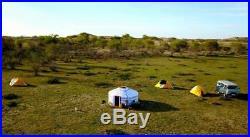 14 ft Camping Yurt/GER/