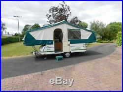 2000 Pennine Pullman 535se 6 berth trailer tent