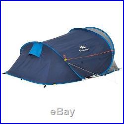 2016 Quechua Tent Camping 2 Seconds XL Air II Pop Up Tent, 2 Man
