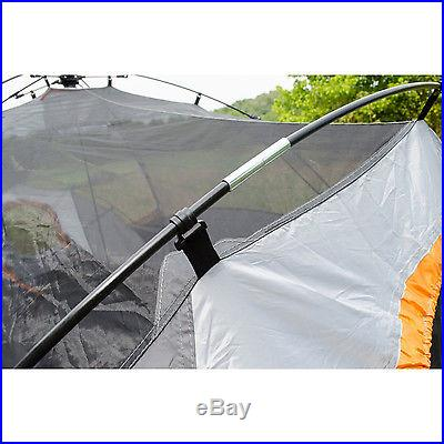 2 Bear Grylls Rapid Series 8 Person Tents