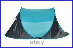 2 Man Person Pop Up Tent Hiking Festival Camping Tent Quick Instant Fast Pitch