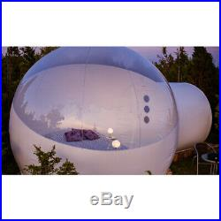 3M 9'8'' Stargaze Outdoor Eco Friendly Tunnel Inflatable Luxury Dome Bubble Tent