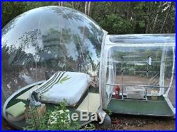4M Holleyweb Outdoor Bubble Tent Inflatable Bubble Tent Camping Family Stargazin