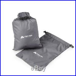 4 Person Family Dome Tent Camping Equipment Gear Sleeping Bag Chairs Hiking New