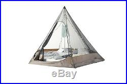 5 Person Quick Setup Lightweight Teepee Tent Waterproof Shelter Camping Hiking