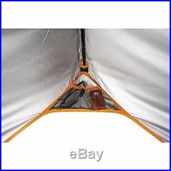 6 Person Tent 11' x 9' Bushnell Heat Shield Dome Tent Cabin Hunting Camping New