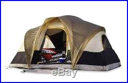 6 Person Tent Camping Family Outdoor Backpacking Waterproof Hiking Tents Large