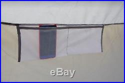 8 /10 Person Tent Zipped-in-Ground sheet 4M / 5M Bell Tent Family Camping Grey