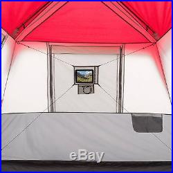 8-Person Instant Tent Ozark Trail 13' x 9' x 72 Camping & Hiking Outdoors