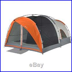 8 Person Large Cabin Tent Outdoor Family Camping Shelter Instant Screen Porch