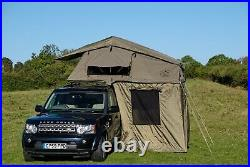 ADV Expeditions Roof Tent 2 Person Double with Full Annex Room 140wide wide