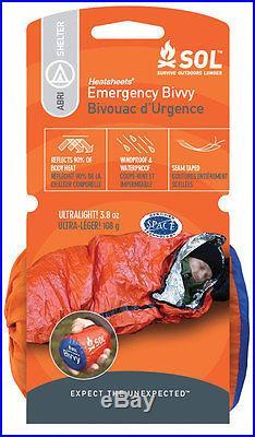 AMK SOL Emergency Bivvy Sack Lightweight Sleeping Bag 3.8oz