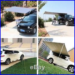 Awning Rooftop Shelter Tent SUV Truck Car Outdoor Camping Travel Sunshade Canopy