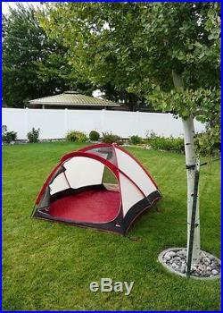 BOMBER TENT MSR Fusion 2 Tent Moss Dana Design 4-Season & moss | Camping Tents