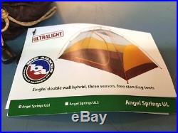 Big Agnes Angel Springs UL2 Tent