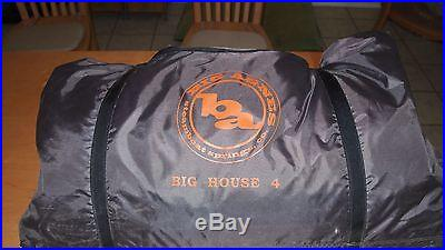 Big Agnes Big House 4 8.3 x 8 Tent