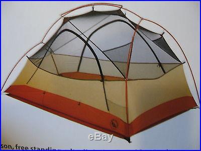 Big Agnes Copper Spur 1 UL 1-Person Tent