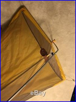 Big Agnes FLY CREEK HV UL 2 with FootPrint Ultra light backpacking tent