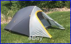 Big Agnes FLY CREEK Mtn. Glo HV UL 2 with FootPrint Ultra light backpacking tent