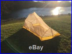 Big Agnes Fly Creek Hv UL2 Tent With Footprint Great Condition