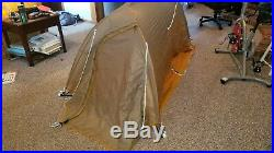 Big Agnes Fly Creek UL1 Lightweight backpack tent ground sheet included