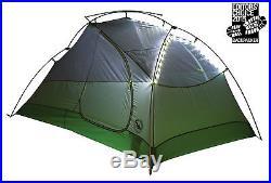 Big Agnes Rattlesnake SL 2 mtnGLO Tent-Gray/Plum