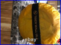 Big Agnes Tiger Wall UL2 2 person backpacking tent