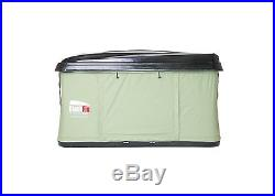 BlackFin Camper Box Roof Top Tent Brand New FREE Shipping Hard Shell Roof Tent