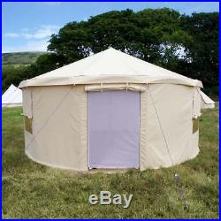 Boutique Camping 5m Yurt Tent