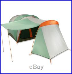 Brand New REI Hobitat 4 Tent 3 Season Spacious Hunting Cabin Dome Family Camping