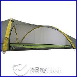 Brand New Tentsile Stingray 3-person Tree House Hammock Tent Orange Or Green