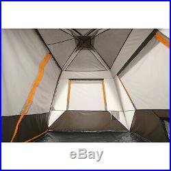 Bushnell Shield Series 11' x 9' Instant Cabin Tent, Sleeps 6