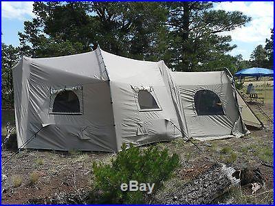 Cabela's Bighorn II Tent with Vestibule