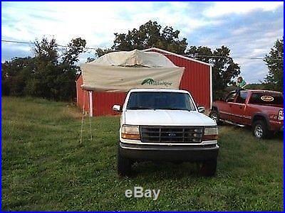 Camper Shell- Tent- Short Wide Bed- WilderNest