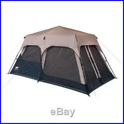 Camping 8 Person Tent Shelter Sleeping Family Rain Protection Outdoor Set