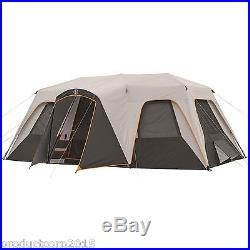 Camping Dome Shelter Outdoor Family Hiking Camps Instant Cabin 12Person Canopy