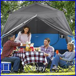 Camping Hiking Tent 6-8 People Waterproof Automatic Outdoor Instant Pop Up Tent