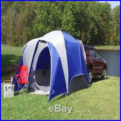 Camping SUV Tent Tailgate Camper 5 Person Mini Van Camp Dome Hiking Party Truck