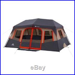 Camping Tent 14 x 10 Instant Cabin Sleeps 10 Shelter Outdoor Hiking Tents New