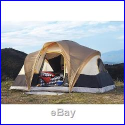 Camping Tent 6 Person Family Outdoor Waterproof Hiking Hunting Tents Shelter NEW