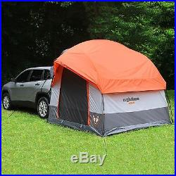 Camping Tent 6 Person SUV Outdoor Waterproof 3 Season Automotive Camp Canopy NEW