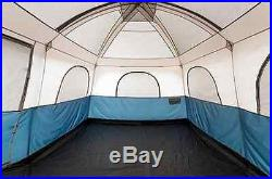 Camping Tent Large Outdoor Family Trail Cabin Hunting Fishing Equipment 10 Big