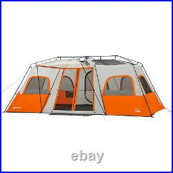 Camping Tent Outdoor Picnic Travel Instant Cabin House Sleeps 12 Person 3 Room