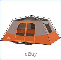 Camping Tents 8 Person Big Ozark For Outdoor Family Instant Cabin 2 Room Pop Up