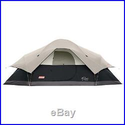 Camping Tents 8 Person Coleman Red Canyon Tent Family