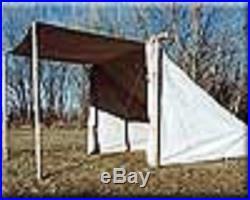 Canvas Mountain Man / Civil War Baker Tent 9FTx9FTx2FT